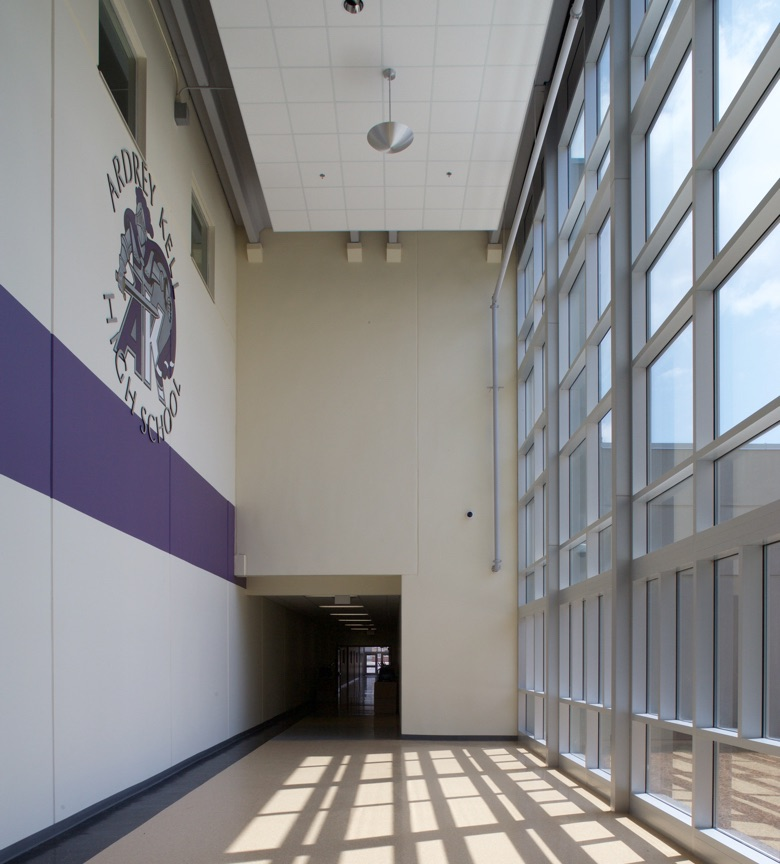 Ardrey Kell High School Precast Concrete Tindall