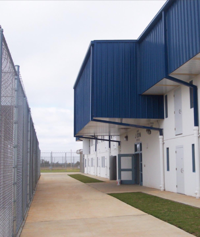 Santa Rosa Correctional Institute Corrections Precast