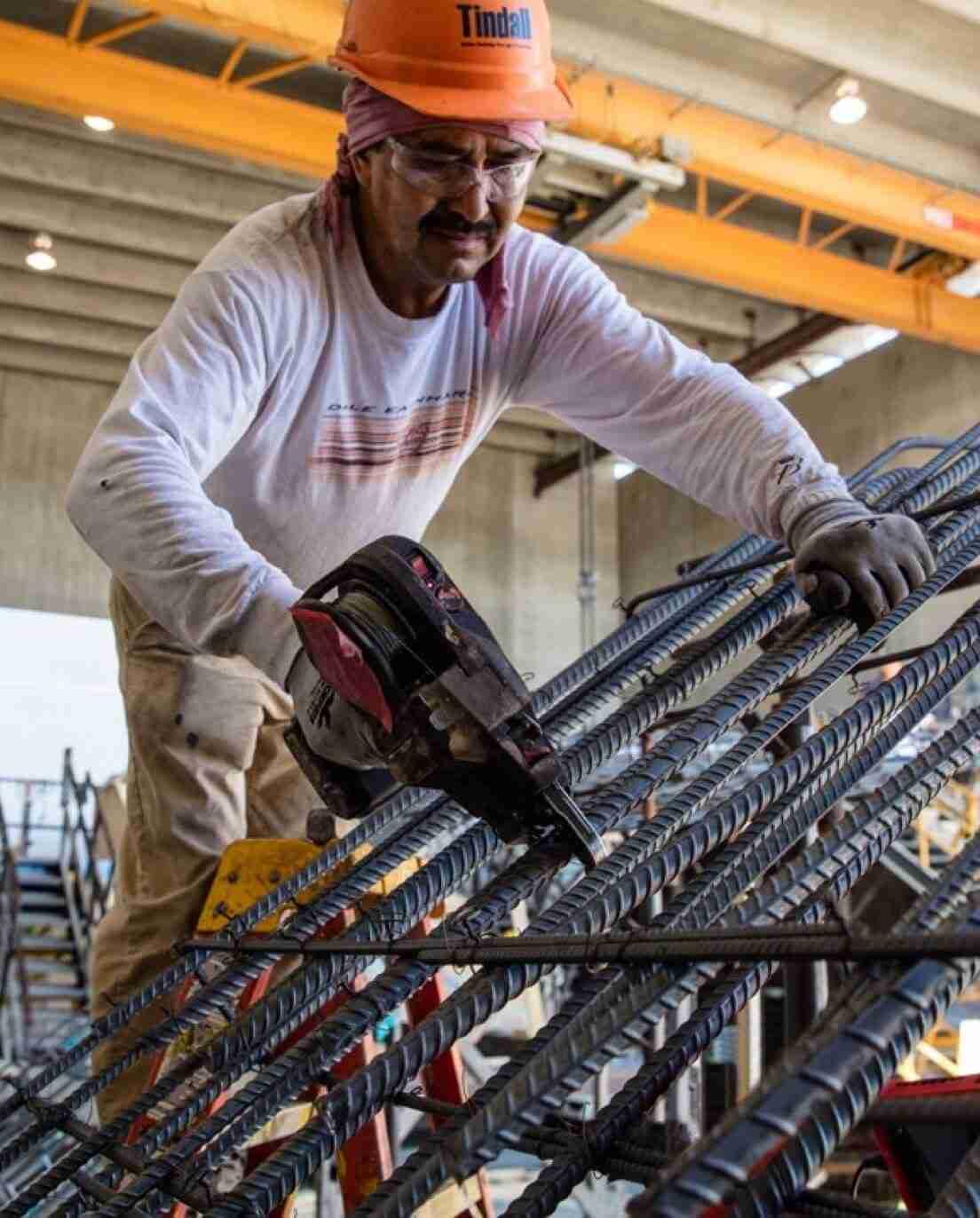 Tindall Precast Plant Worker Safety Georgia
