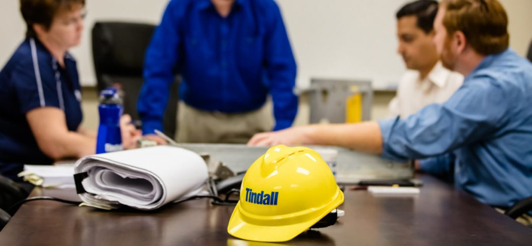 tindall employee meeting