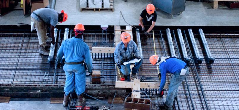 concrete manufacturers