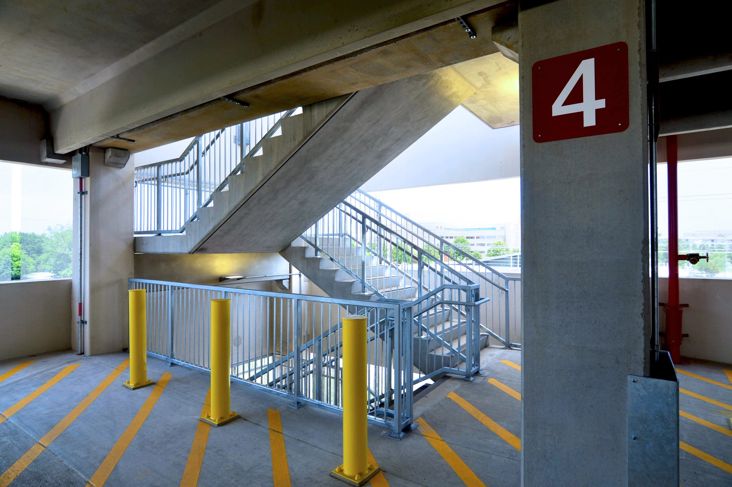 Stairs and Landings